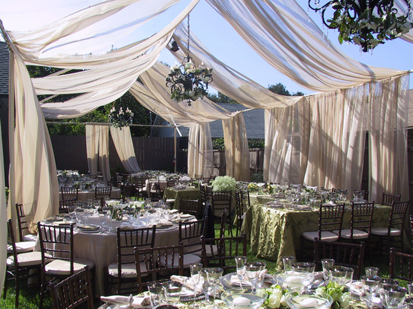 Things to Remember in an Outdoor Wedding