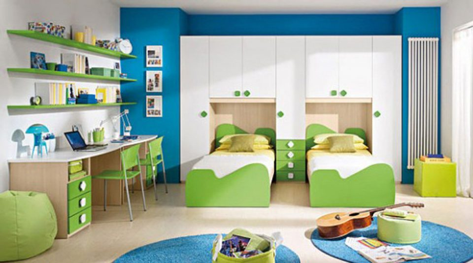 Toddler Beds & Kids Bedroom Décor Ideas