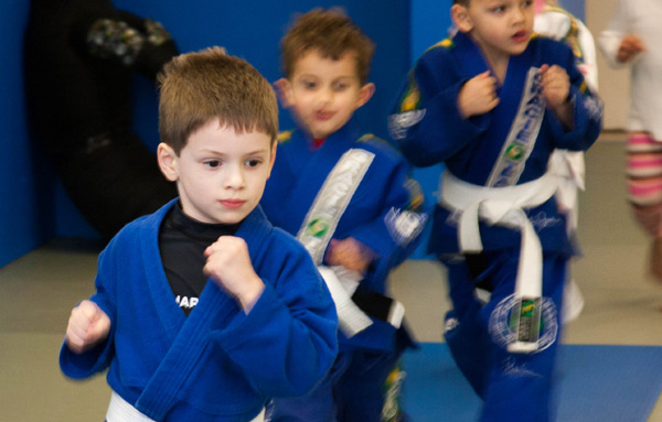 5 Benefits of Self-Defense Classes for Kids